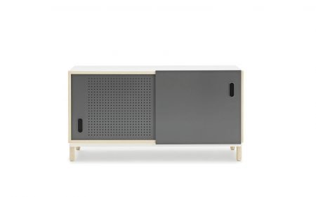 Kabino-normann-copenhagen-sideboard-2door-grey