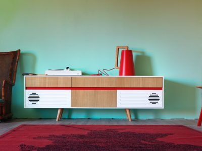 SKAP X – Funky Future Retro Storage
