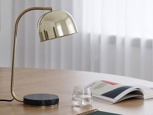 Modern table light and designer lamps