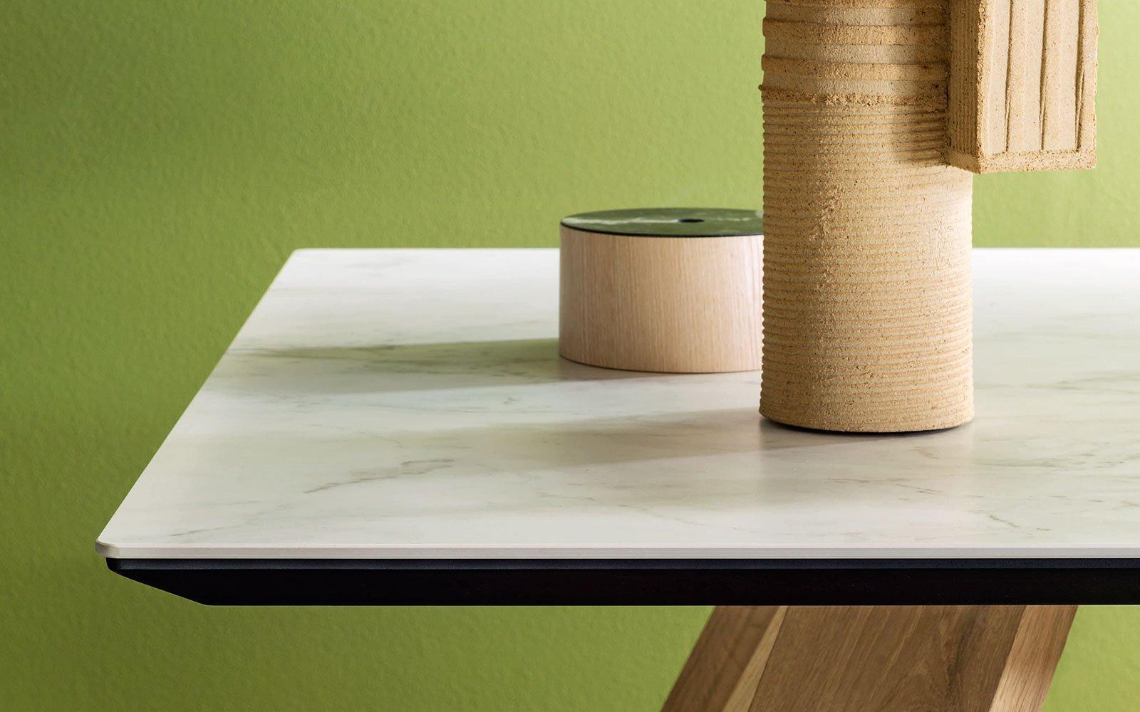 Artigiano modern Wooden Dining Table