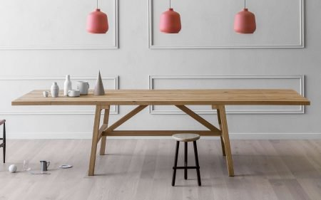 FRATTIONO modern dining table miniforms