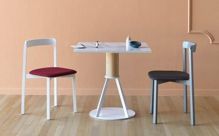 Geronimo small dining table miniforms