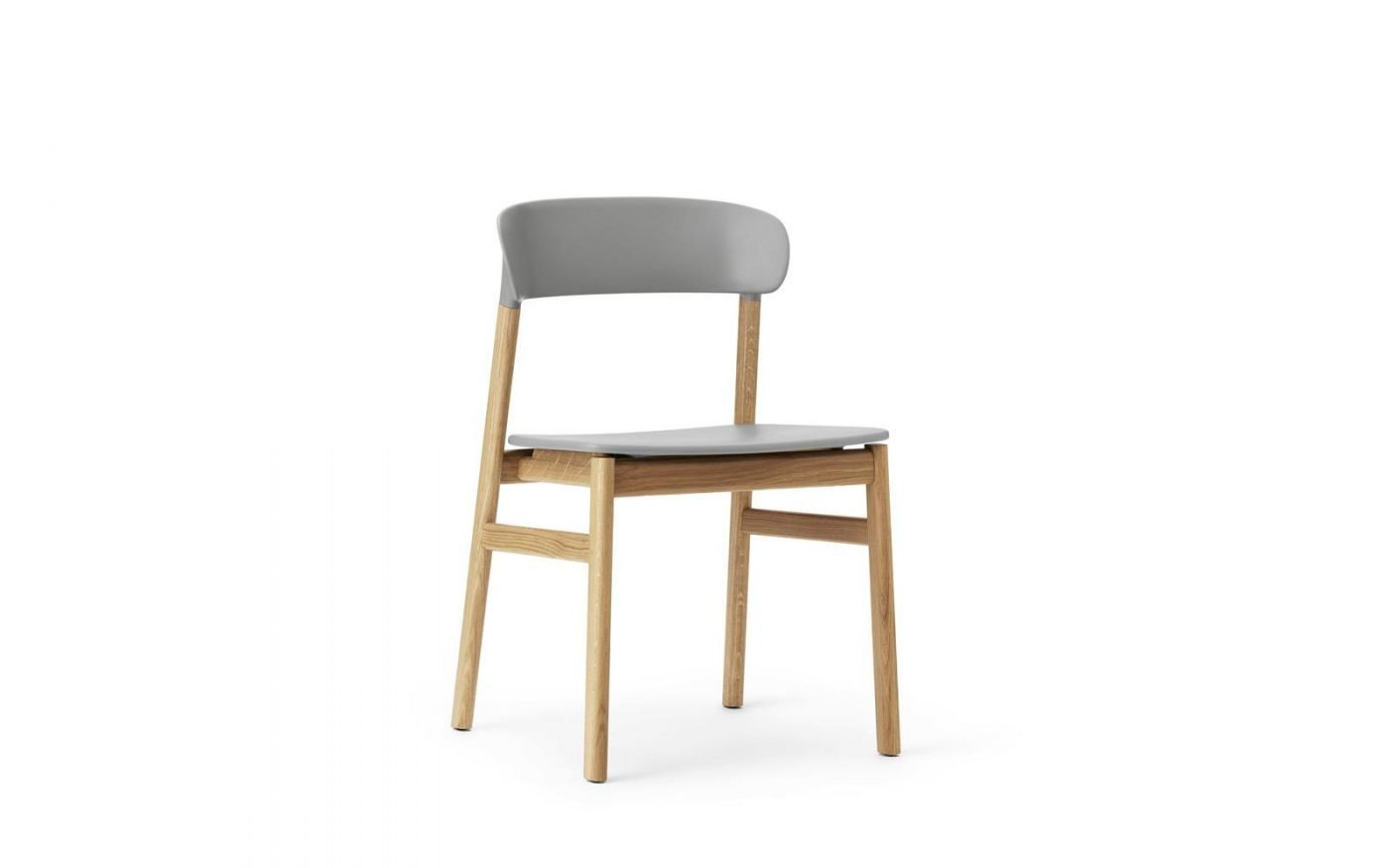 Herit chair wooden frame normann copenhagen grey