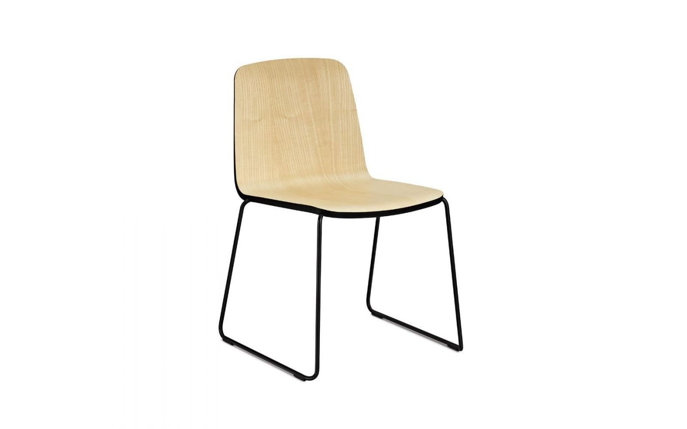 Just chair oak chrome normann copenhagen ash chair