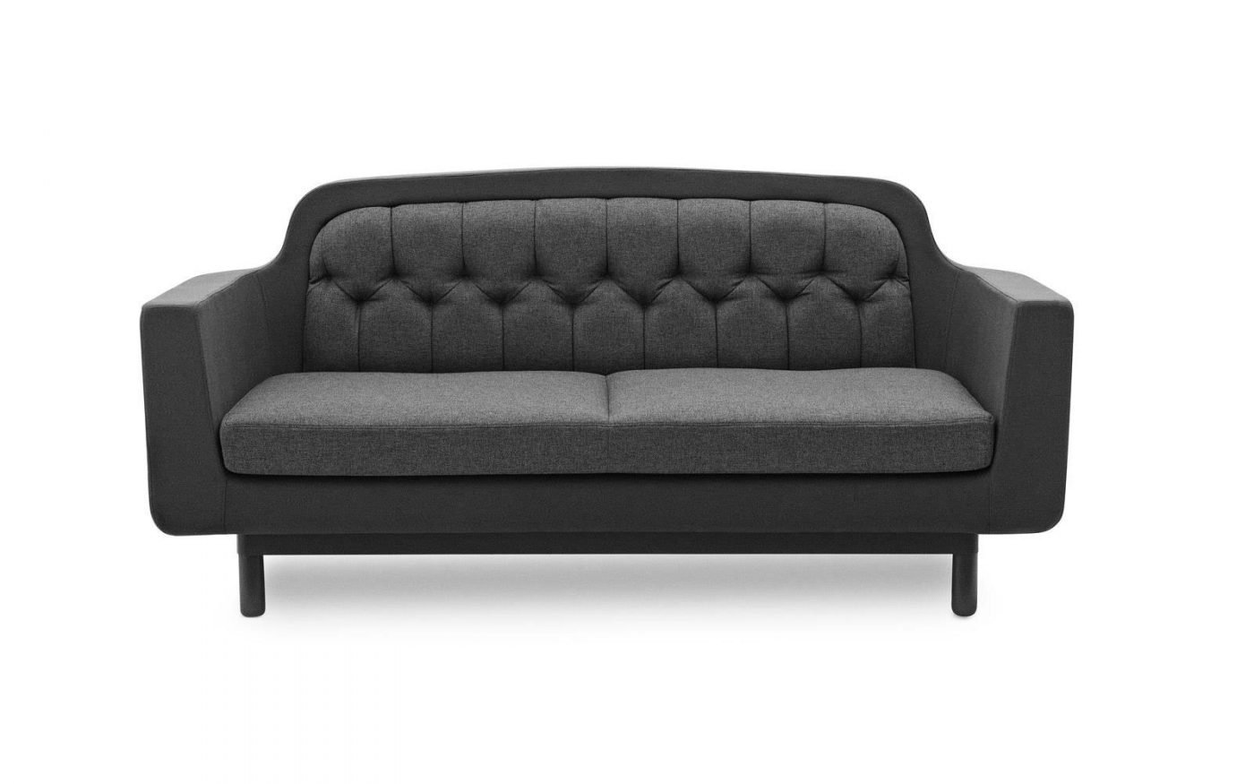 Onkel Sofa 2 Seater dark grey normann copenhagen