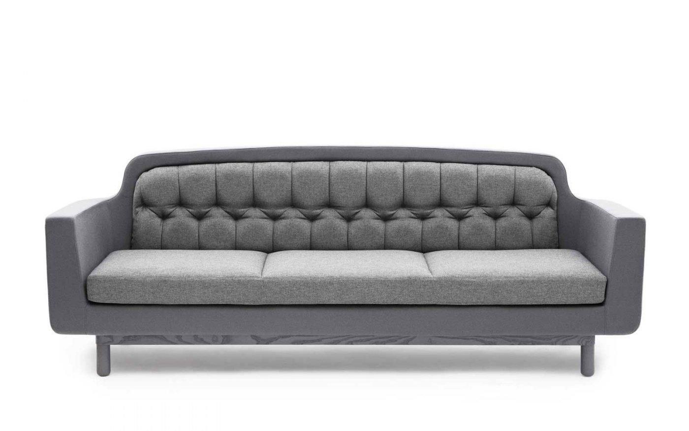 Onkel Sofa 3 Seater light grey normann copenhagen