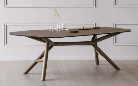 Otto Contemporary Dining Table