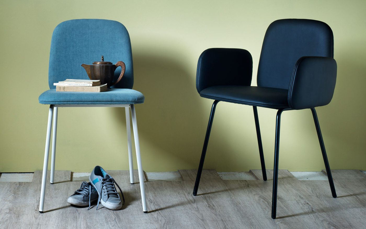leda dining chair by miniforms