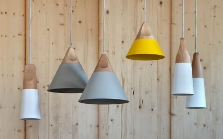 slope contemporary pendant light miniforms