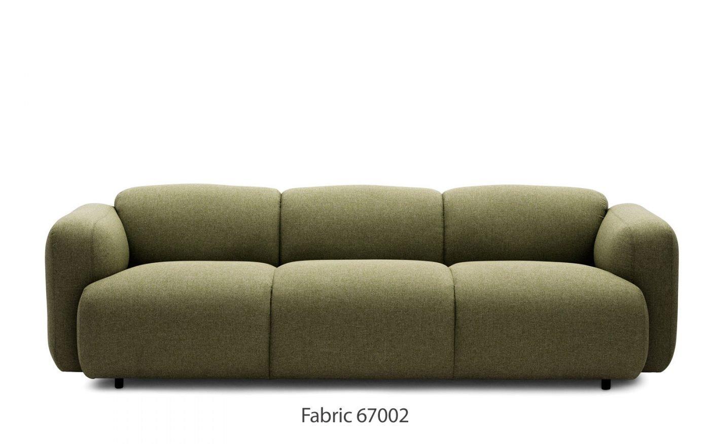 swell 3 seat sofa normann copenhagen